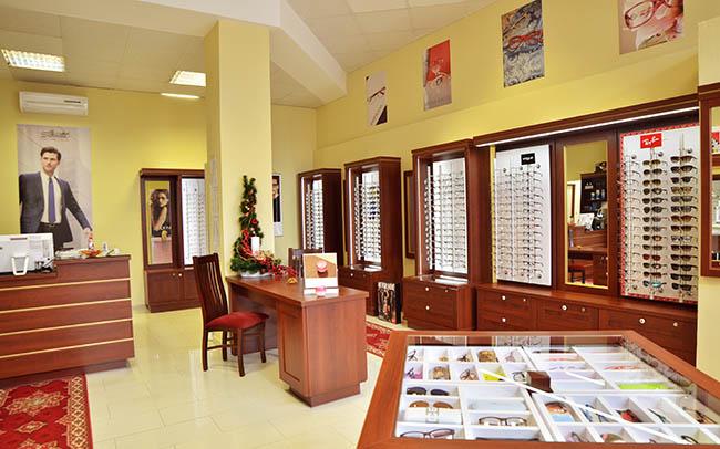predajňa Optika Žácka Trenčín